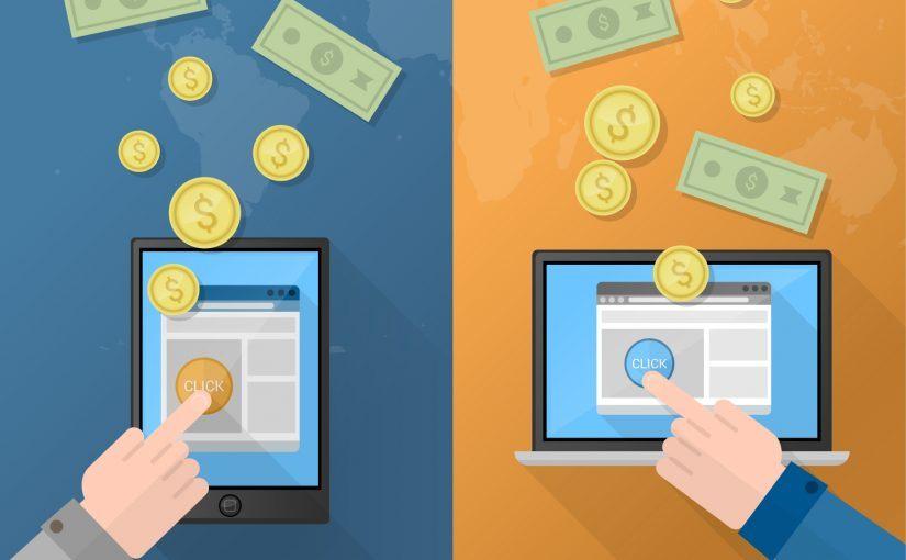 Monetizace, jak vydělat na webu?